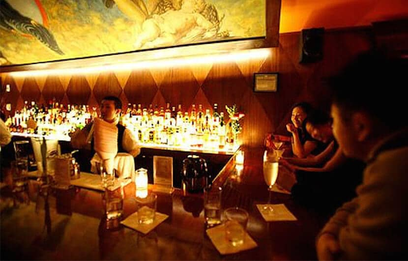 Angel 39 s share speakeasy east village buzz tonight for Secret romantic places nyc