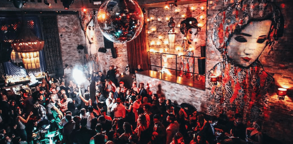 NYC's Biggest New Years Eve Dance Parties 2017