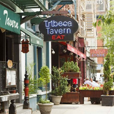 The Best Bars for Drinks in TriBeCa