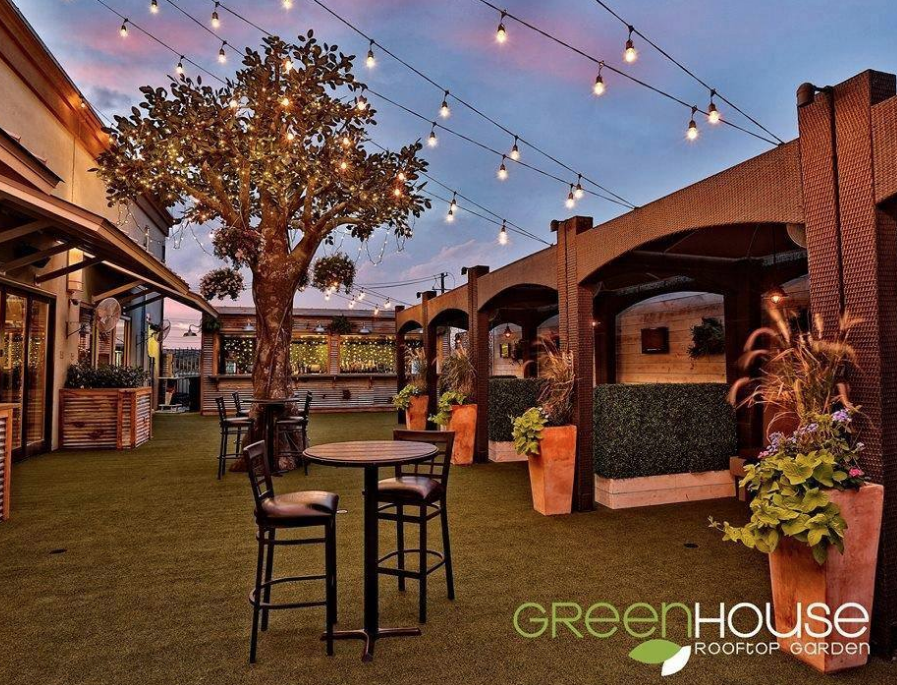 Greenhouse Rooftop 1604 San Antonio Dance Club Buzztonight